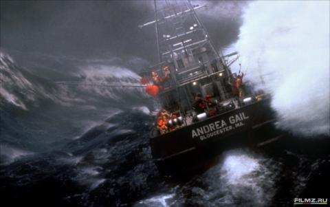 кадры из фильма Идеальный шторм