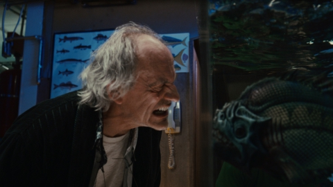 кадры из фильма Пираньи 3DD Кристофер Ллойд (I),