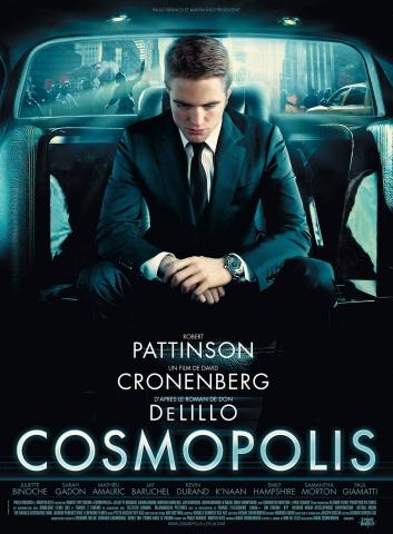 плакат фильма постер Космополис