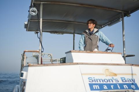 кадр №118022 из фильма Заклинательница акул