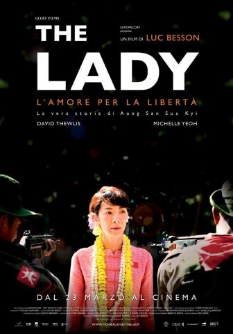 плакат фильма постер Леди