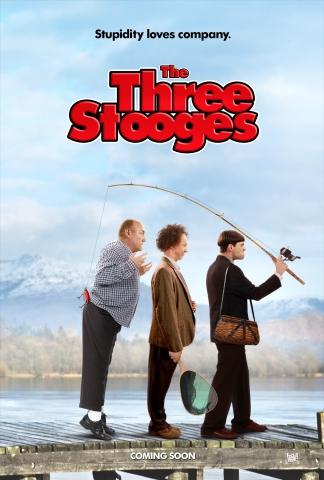 плакат фильма постер Три балбеса