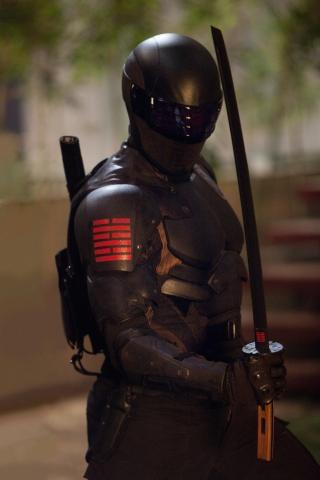 кадры из фильма G.I. Joe: Бросок кобры 2 Рэй Парк,