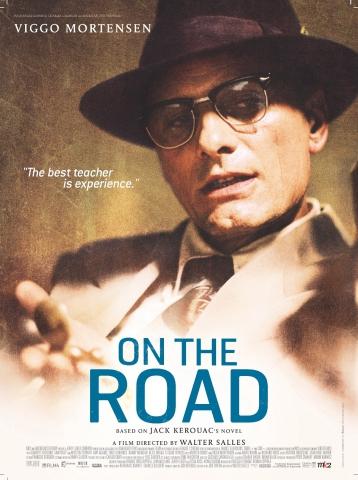 плакат фильма характер-постер На дороге