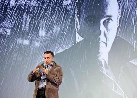 Церемония награждения Российской народной кинопремии «Жорж 2012» Александр Роднянский,