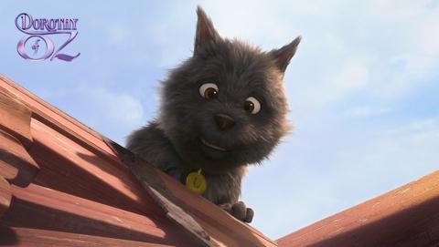 кадр №118716 из фильма Оз: Возвращение в Изумрудный Город