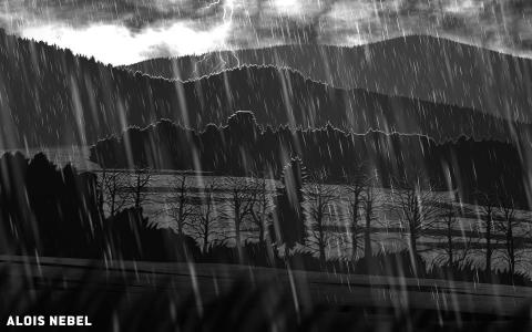 кадр №118776 из фильма Алоис Небель и его призраки