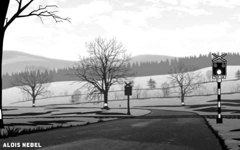 кадр №118777 из фильма Алоис Небель и его призраки