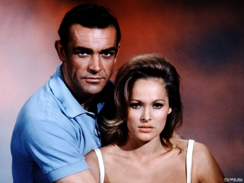 Dr. No, Dr. No, film, movies.