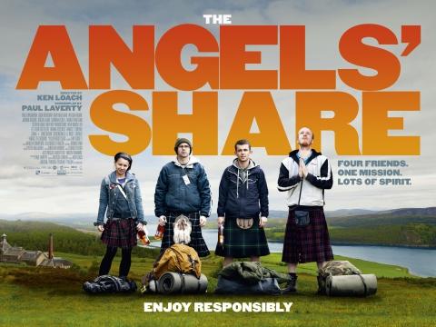 плакат фильма биллборды Доля ангелов