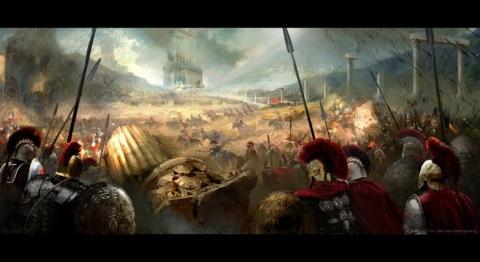 кадр №119200 из фильма Гнев титанов