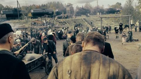 кадры из фильма В тумане