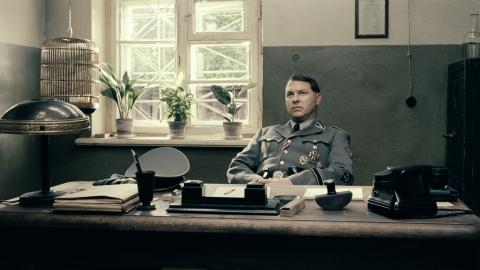 кадры из фильма В тумане Влад Иванов,
