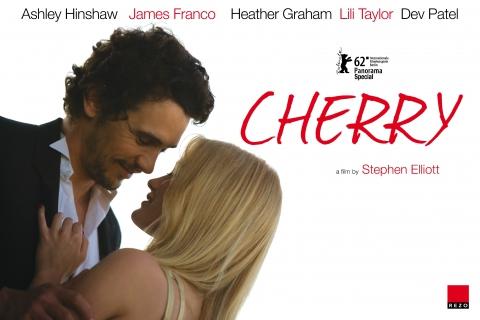 плакат фильма биллборды Черри
