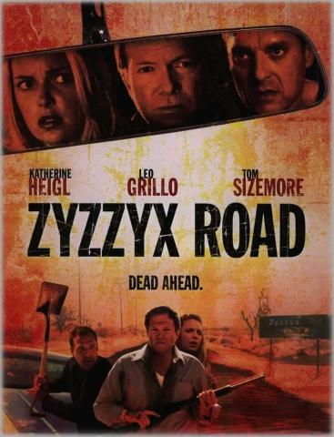 плакат фильма Путь Зизикс