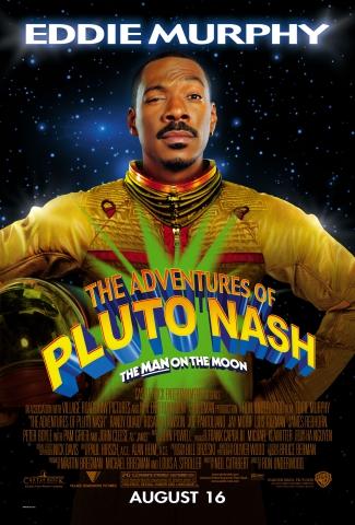 плакат фильма Приключения Плуто Нэша