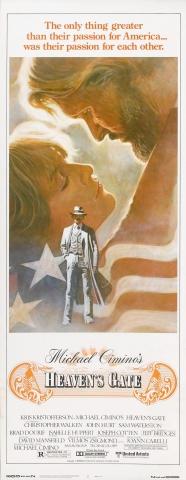 плакат фильма баннер Врата рая