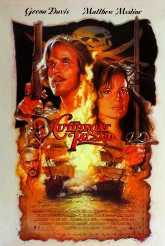 плакат фильма Остров головорезов