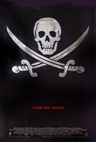 плакат фильма тизер Остров головорезов