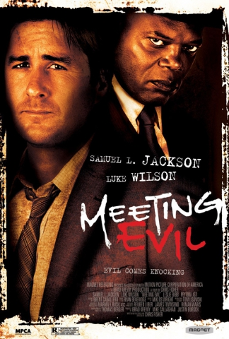 плакат фильма постер Абсолютное зло