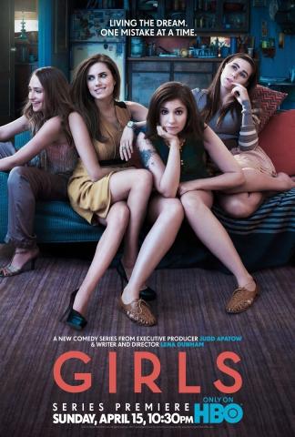 плакат фильма постер Девочки