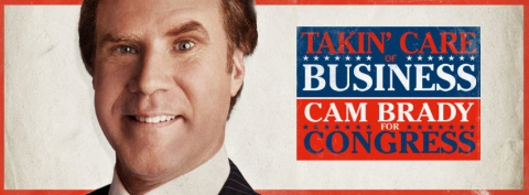 промо-слайды Грязная кампания за честные выборы Уилл Феррелл,