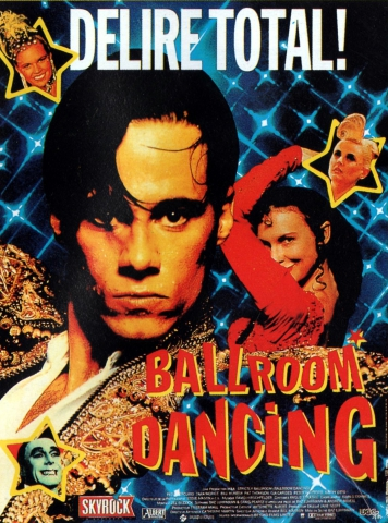 плакат фильма Танцы без правил