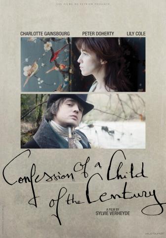 плакат фильма постер Признания отпрыска века*
