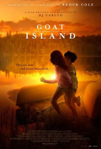 плакат фильма тизер Козий остров*