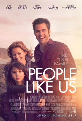 плакат фильма постер Люди как мы