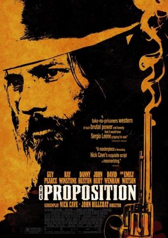 плакат фильма постер Предложение