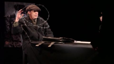 кадр №120816 из фильма Гражданин поэт. Прогон года