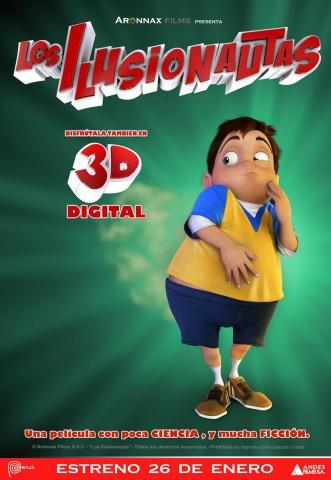 плакат фильма характер-постер Двигай время