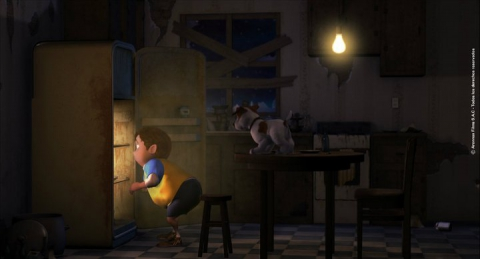 кадр №121039 из фильма Двигай время