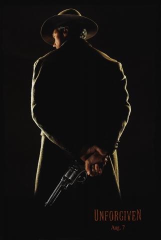 плакат фильма тизер Непрощенный