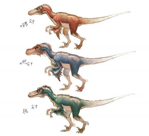 кадр №121359 из фильма Тарбозавр 3D