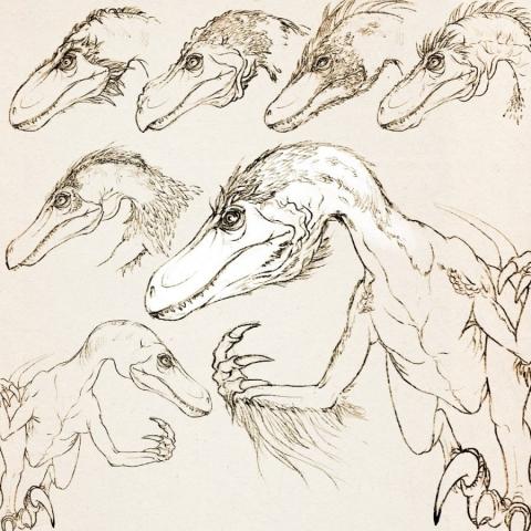 кадр №121361 из фильма Тарбозавр 3D