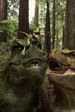 кадр №121363 из фильма Тарбозавр 3D