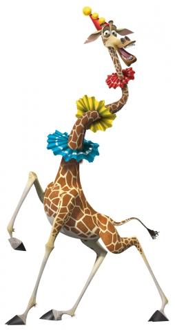 промо-слайды Мадагаскар 3 в 3D Дэвид Швиммер,