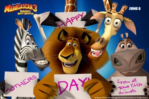 кадр №121482 из фильма Мадагаскар 3 в 3D