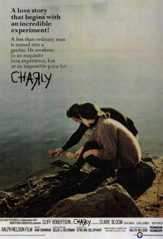 плакат фильма Чарли