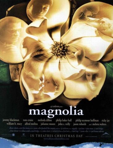 плакат фильма постер Магнолия