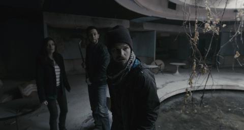 кадр №121753 из фильма Запретная зона