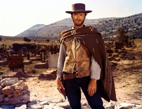 кадры из фильма Хороший, плохой, злой Клинт Иствуд,