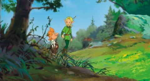 кадр №12198 из фильма Ролли и Эльф: Невероятные приключения