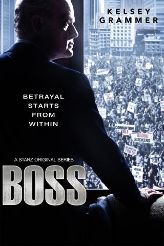 плакат фильма постер Босс