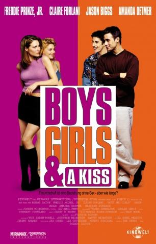 плакат фильма Мальчики и девочки