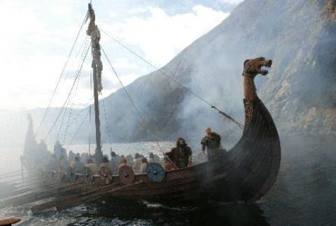 кадр №12213 из фильма Викинги