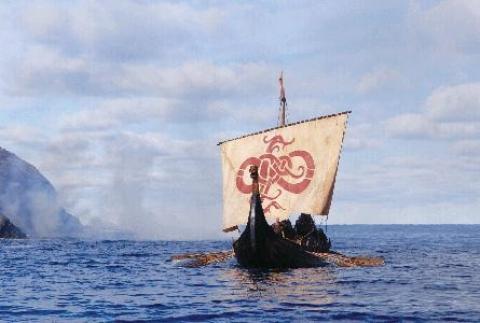 кадр №12214 из фильма Викинги