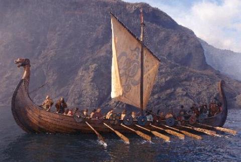 кадр №12215 из фильма Викинги
